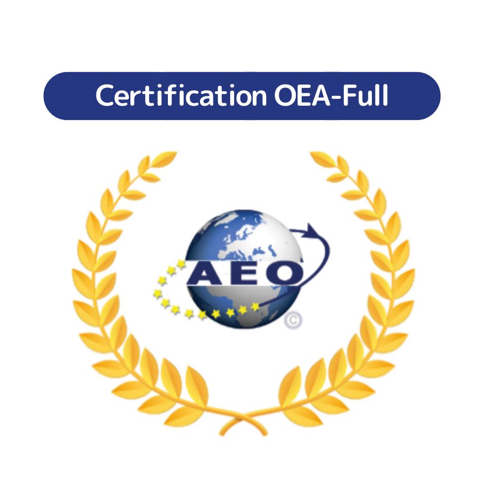 Logtex certification OEA